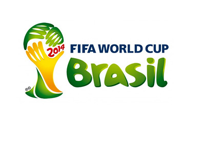 The official 2014 FIFA World Cup Brasil Logo
