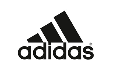 Adidas Logo - Black Colour