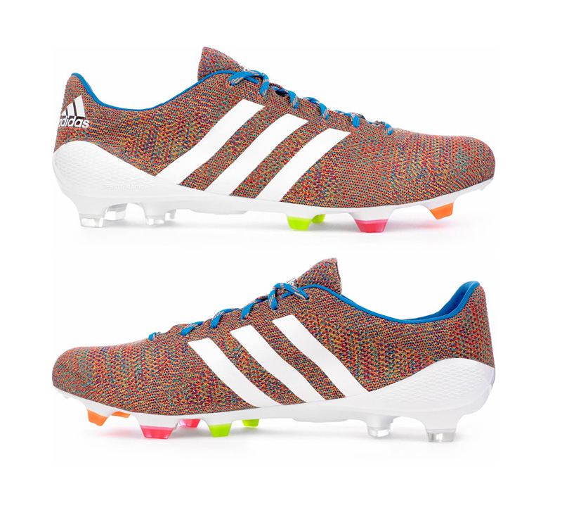 Adidas Primeknit - Football Boot - White Background