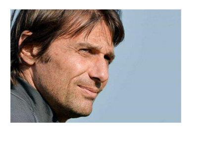 Antonio Conte announced as coach of Chelsea FC - Conte Twitter photo