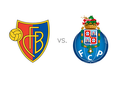 FC Basel vs. FC Porto - Team Logos / Badges / Crests - Odds to Win - Matchup Preview