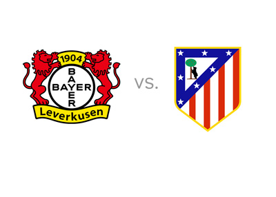 Bayer Leverkusen vs. Atletico Madrid - Matchup - Preview - Stats - Head to Head - Odds - Team Logos / Badges / Crests - How do they stand?