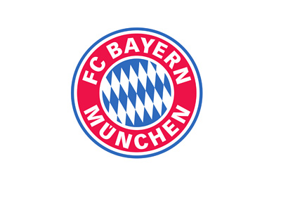 Bayern Munich Football Club - Logo - 400 pixels wide