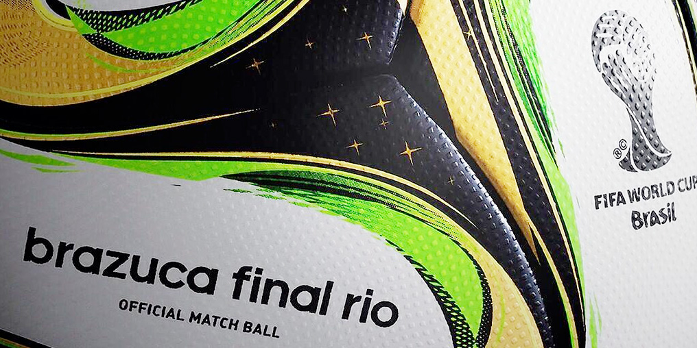 Brazuca Final Rio - Zoom in