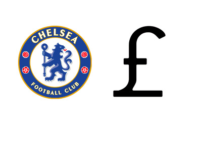 Chelsea FC Financials - British Pound - Logo and Symbol