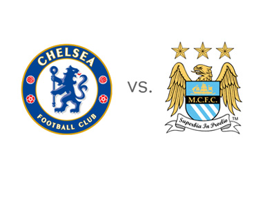 Chelsea FC vs. Manchester City - Matchup - Head to Head - Preview - Team Logos / Badges / Crests