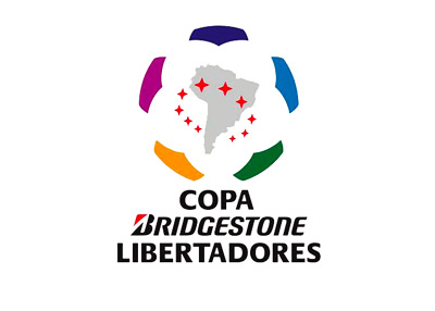 South American Copa Libertadores - Logo - Sponsored by Bridgestone