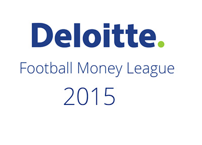 Deloitte Football Money League - 2015 - Report Logo