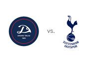 Dinamo Tbilisi, Georgia vs. Tottenham Hotspur, England - Matchup and Team Logos