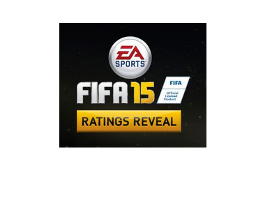 Electronic Arts - EA Sports - FIFA 15 - Player Ratings - Logo