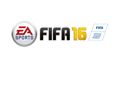Electronic Arts - FIFA 16 - Logo - Video game