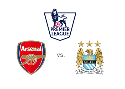 Arsenal vs. Manchester City - English Premier League matchup - Favourite to win, odds and preview