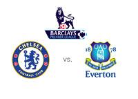 English Premier League - Chelsea vs. Everton - Matchup - Team Logos