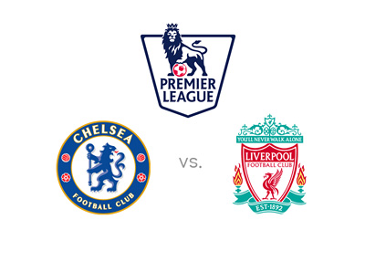 The English Premier League matchup - Chelsea vs. Liverpool - Preview, odds, EPL logo and team badges