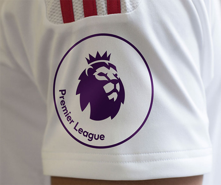 The new logo featured on a shirt