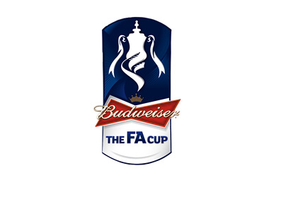 The FA Cup 2013/14 Logo - Budweiser