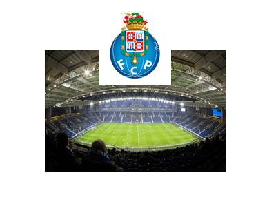FC Porto - Logo and Stadium - Estadio do Dragao