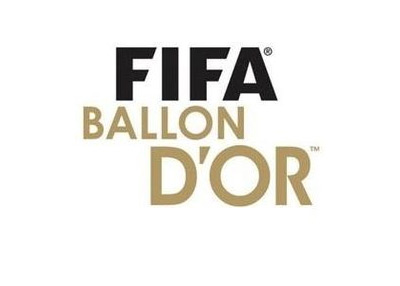 FIFA Ballon dOr award - Logo - White background