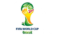 FIFA Brazil 2014 - World Cup - Trophy - Logo