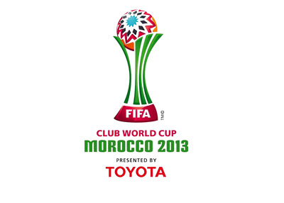 The FIFA Club World Cup 2013 - Morocco - Logo