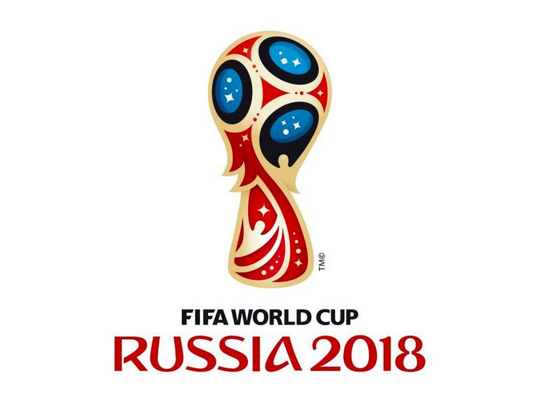 FIFA World Cup - Russia 2018 - Logo / Emblem - Large Size