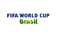 FIFA World Cup Brazil - Official Logo