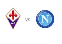 Seire A Matchup - Fiorentina vs. Napoli - Team Logos