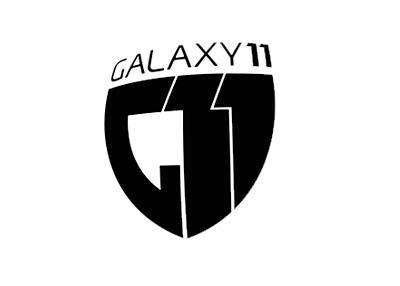 The Samsung Galaxy 11 - Marketing Campaign Logo