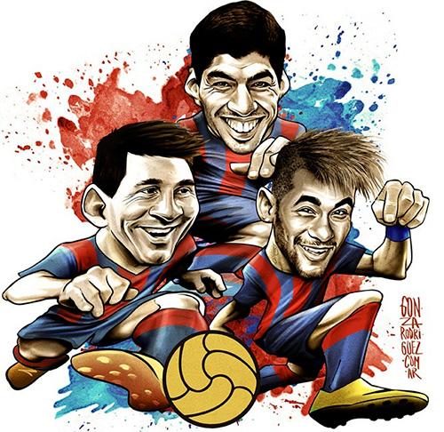 �Messi,