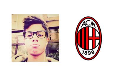 Hachim Mastour - AC Milan Wonderkid