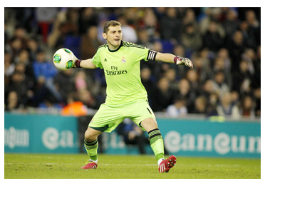 Iker Casillas - Playing for Real Madrid - 2014