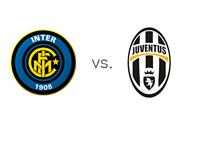 Inter vs. Juventus - Serie A Matchup - Team Logos