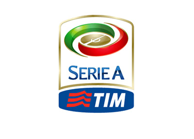 Logo for the Serie A - Italian Football League - Year 2015