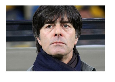 Germany World Cup Winning Coach - Joachim Low - In Focus