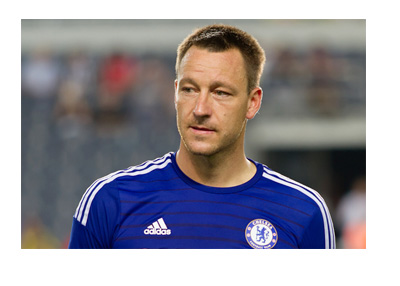 Chelsea FC defender - John Terry - Home Kit - 2014/15 season - Photo