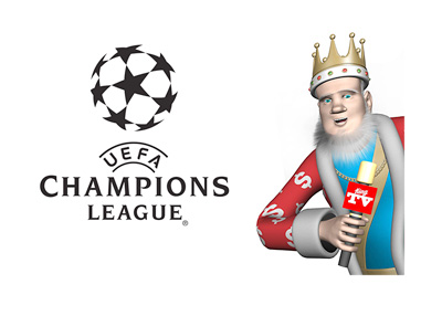 The King is reporting that the UEFA Champions League is back for the 2015/16 season