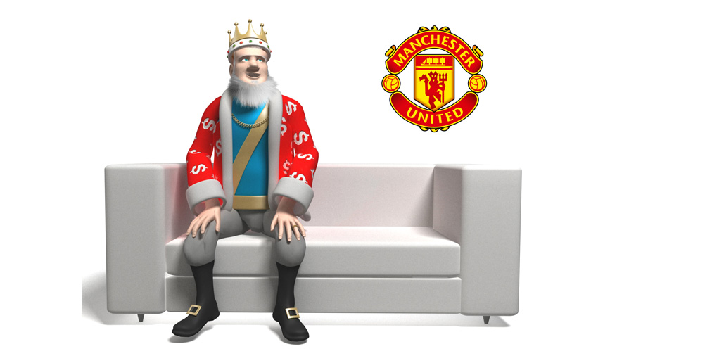 The Football King is sitting on the couch and discussing the appointment of Jose Mourinho as the Manchester United head coach