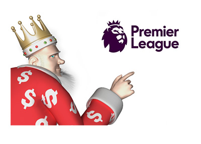 The King is very much excited about the new season of the English Premier League