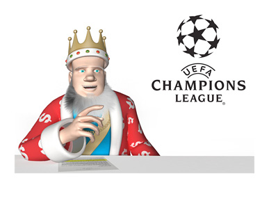 The Football King is reporting on the latest odds from the UEFA Champions League 2015/16 season - Who will qualify to the knockout round of the competition?