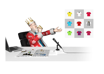 The King is reporting the latest numbers regarding the kit and sponsorship deals in Euro football