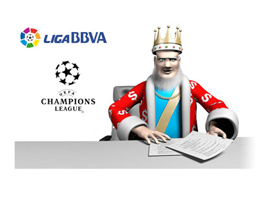 The Football King is reporting the latest from La Liga and UEFA Champions League - News, Odds and Opinion