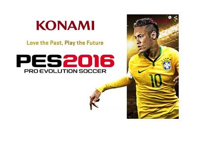 Konami Pro Evolution Soccer - PES 2016 - Branding / Concept