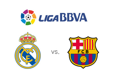 Spanish La Liga matchup between Real Madrid and Barcelona FC - Odds, preview