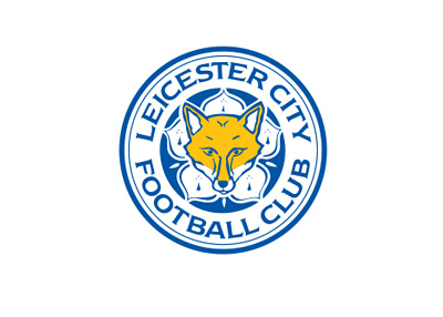 Leicester City FC - Logo / Badge / Crest - 2015/16 season