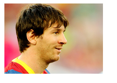 Lionel Messi - Barcelona FC - In-game photo