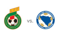 World Cup Qualifiers - Lithuania vs. Bosnia-Herzegovina - Matchup and Team Crests