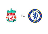 Liverpool vs. Chelsea - Matchup - Team Logos