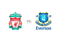Liverpool vs. Everton - Matchup and Team Logos