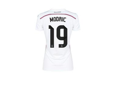 Luka Modric #19 Real Madrid Shirt / Jersey