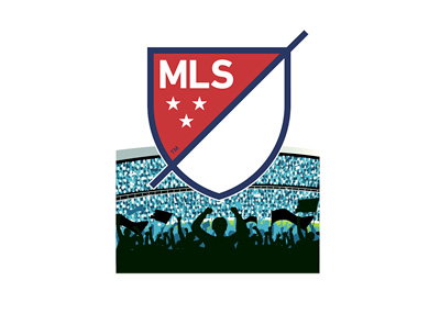 Major League Soccer fans - MLS Attendance numbers - Illustration